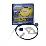BBK Performance 16095 Adjustable Clutch Cable/Aluminum Quadrant and Firewall Adjuster Kit for Ford M