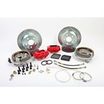 4302414R Brake System 12 Inch Rear SS4 with Park B