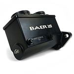 Baer Brake Systems 6801272LP Brake Master Cylinder Remaster Black Anodized Left Port 15/16 Inch BAER