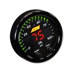 AEM 30-0301 X-Series Oil Pressure Digital Gauge 0-100 PSI/0-7 BAR