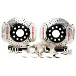 Baer Brake Systems 4262318C Brake System 11 Inch Rear SS4+ 1.75 Inch Pistons Deep Stage 4-Caliper Cl