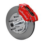 Willwood 140-13343-R Dynapro Dust-Boost Pro Series, Red 11 in. Undrilled