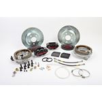 Baer Brake Systems 4302414B Brake System 12 Inch Rear SS4 with Park Brake Black 67-69 GM F Body BAER