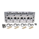 Edelbrock 77319 Small Block Ford Glidden Victor II Pro Port Cylinder Heads, Bare, Each