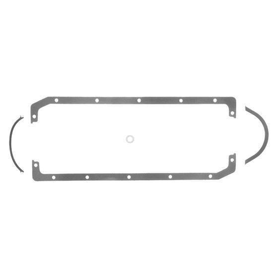 Fel-Pro 1839 Aftermarket Small Block Chevy Oil Pan Gasket, No Dipstick