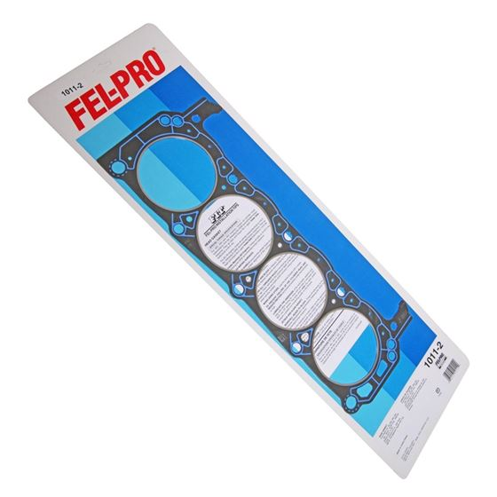 FEL-PRO 1011-2 Small Block Ford Head Gasket 4.100 in. Bore, .039 in. Thickness