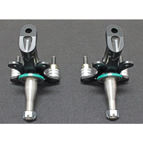 """TRZ Motorsports 317-325-2 1964-1972 A-Body 1.5"""" Drop Spindles for use with Spindle Mount Brakes"""