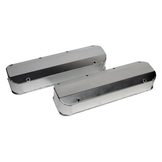 PRW 4046000 Big Block Ford 429 and 460, Stock, Fabricated Aluminum, Satin Silver Anodized