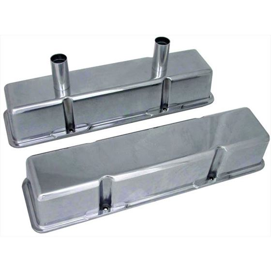 70036 3 11/16 in. Tall Aluminum Valve Covers, 1955