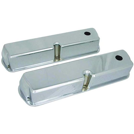 70039   3 11/16 in. Tall Polished Valve Covers, Sm