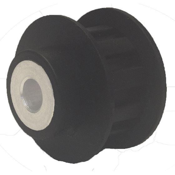 ProForm 66224 Electric Water Pump Pulley For Use With Pump Kits #66235 Black Plastic