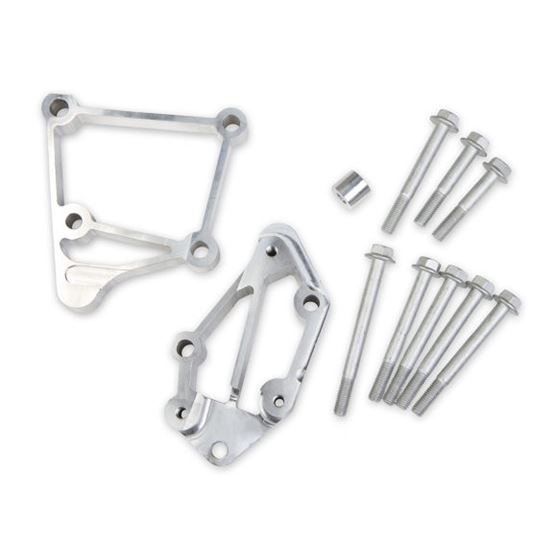 LS ACCESSORY DRIVE BRACKET - INSTALLATION KIT FOR