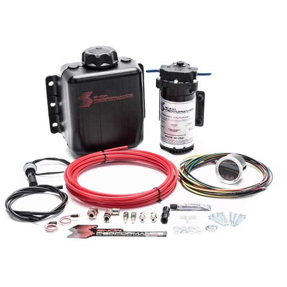 Snow SNO-210 Stage 2 Water/Methanal Injection Kit, Progressive Controlled, Universal Gas