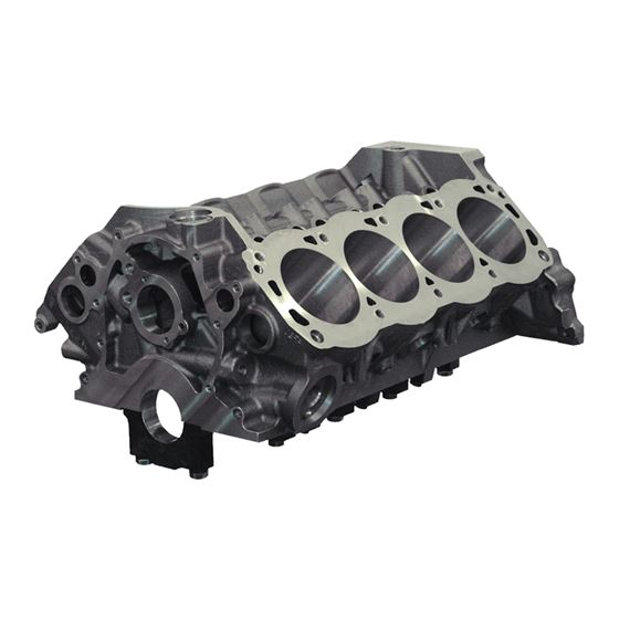 "Dart 31365195 Small Block Ford SHP Engine Block 9.200"" Deck, 4.000"" Bore, Each"