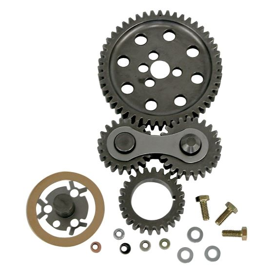 ProForm 66918C Engine Timing Gear Drive Hi-Performance Under Cover Model Fits BB Chevy Engine