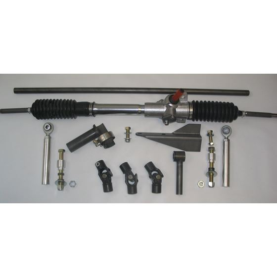 TRZ Motorsports 322-3 1977-1996 Impala/B-Body Manual Rack And Pinion Conversion Kit