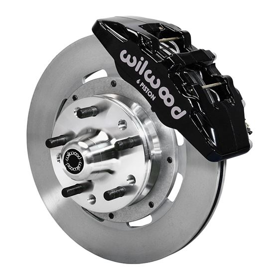 Willwood 140-12947 Dynapro 6 Big Brake Series