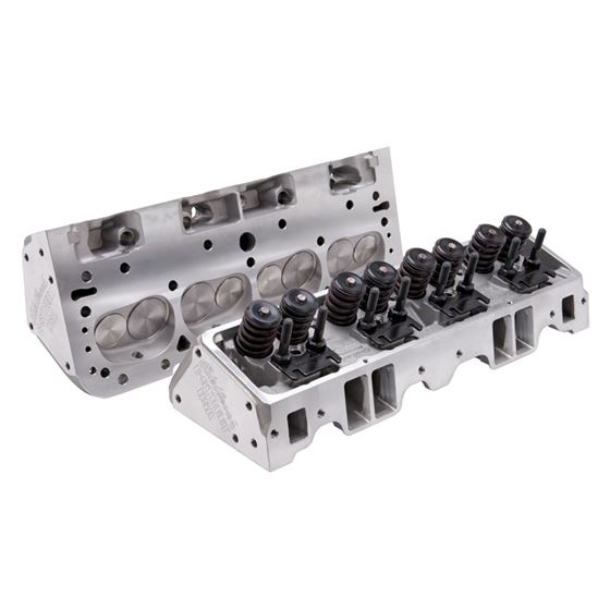 5073 Small Block Chevy E-STREET Cylinder Heads 185