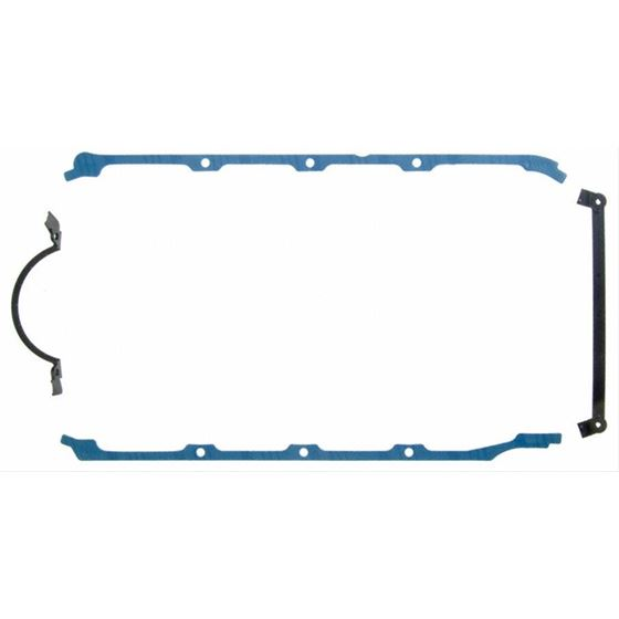 Fel-Pro 1863 Aftermarket Small Block Chevy Oil Pan Gasket, No Dipstick