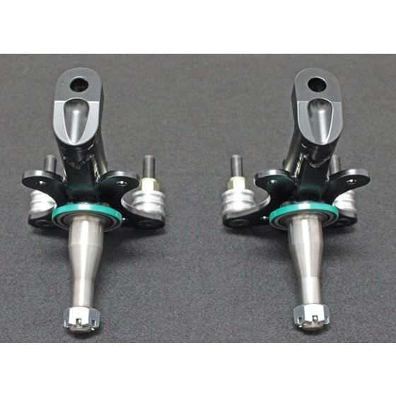 "TRZ Motorsports S10-325-5 1982-2004 S-10 1.5"" Drop Spindles Early Camaro Type Brakes"
