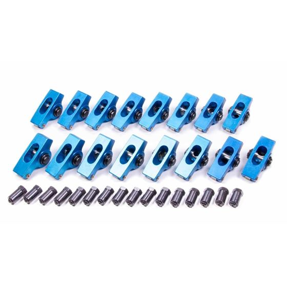 66907C Roller Rocker Set, 1.5 Ratio, 3/8 Stud, Ext