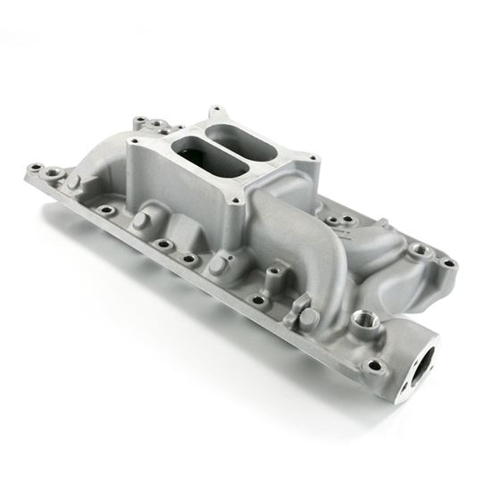 84001 Small Block Ford Carbureted, Aluminum Dual P