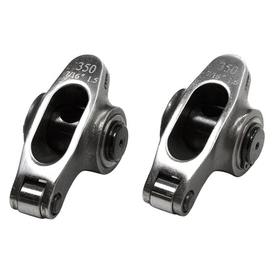 0235016 Small Block Chevy Stainless Steel Rockers,