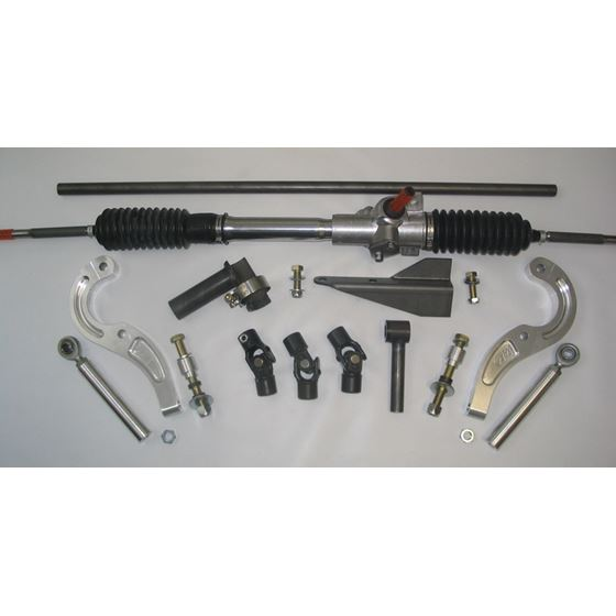TRZ Motorsports 317-3-1 1964-1967 A-Body Manual Rack And Pinion Conversion  Kit