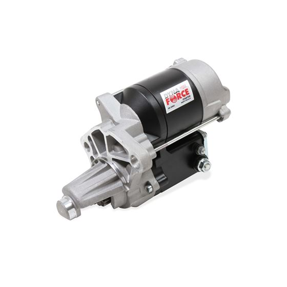 MSD 50983 DynaForce Starter, Mopar B, RB, LA Engines, 4.4:1, Non-adjustable, Denso Style, Black