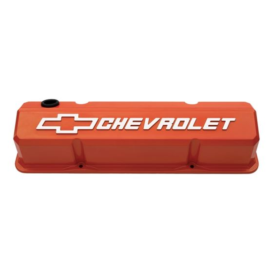 141-924 Valve Covers Slant Edge Tall Die Cast Oran