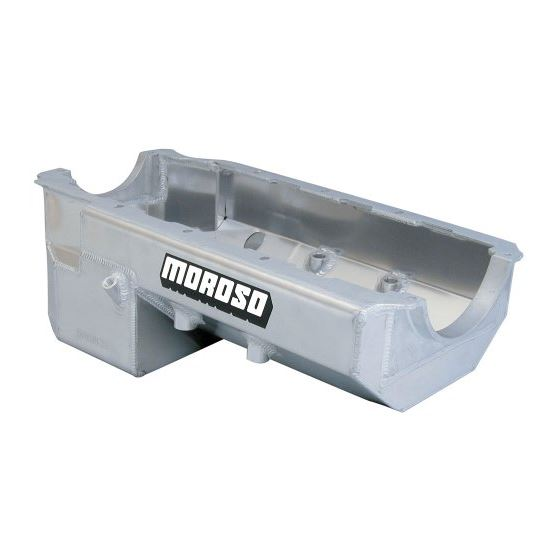 primary - Moroso 20372 Wet Sump Oil Pan