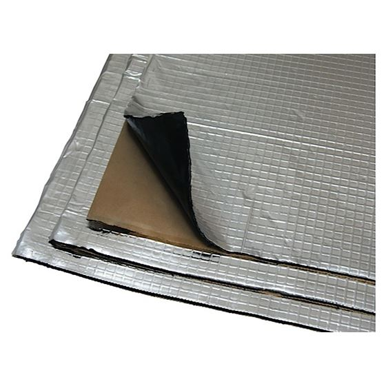 27500 Sound and Heat Barrier, Silver, 20 in. x 29