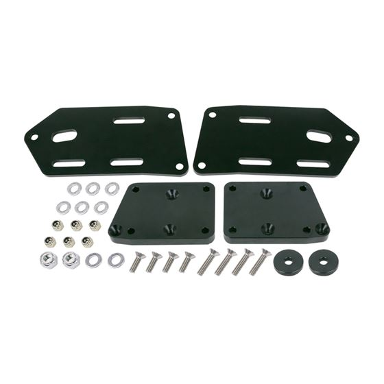 81150BK GM LSX to Fox Body Mustang Motor Mount Ada