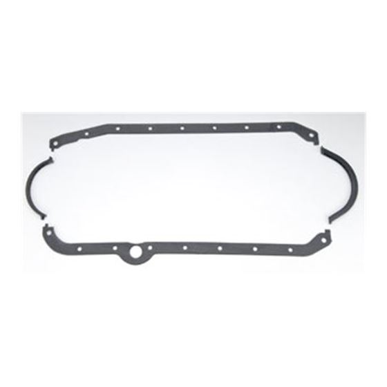 Fel-Pro 1818 1980-1985 Small Block Chevy Oil Pan Gasket, Righ Hand Dipstick