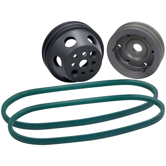 ALL31093 1:1 Pulley Kit w/o PS Premium