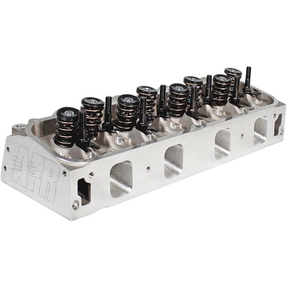 AFR 3803 Big Block Ford Cylinder Heads 270cc, 75cc Chambers, Assembed, Sollid Roller, Each
