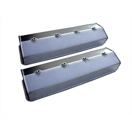 Big End Performance 70325 Fabricated Aluminum Valve Covers