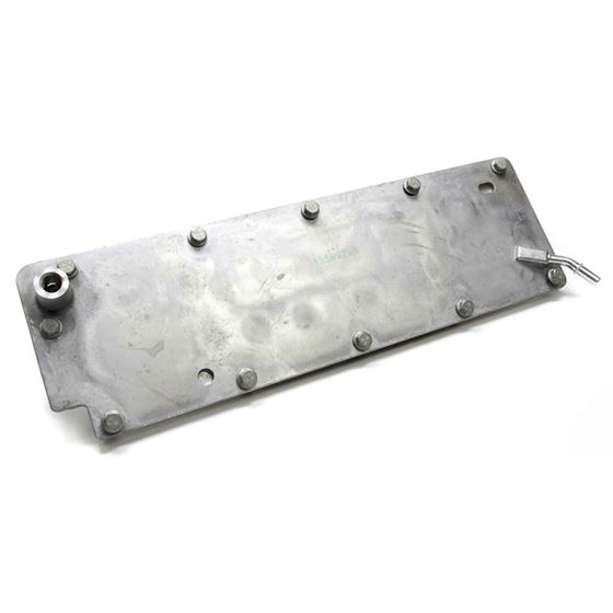 GM Performance 12599296 LS3 Aluminum Engine Valley Cover, Natural