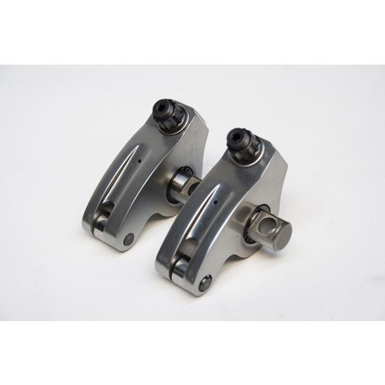 PRW 3335013 Small Block Chevy 262-400, 1.50 Exhaust/1.60 Intake Ratio, Aluminum Shaft Rockers