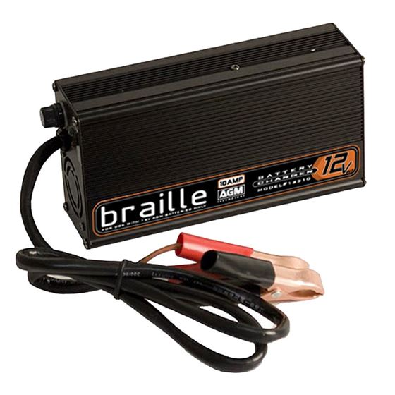 Braille 12310 12V Rapid Battery Charger