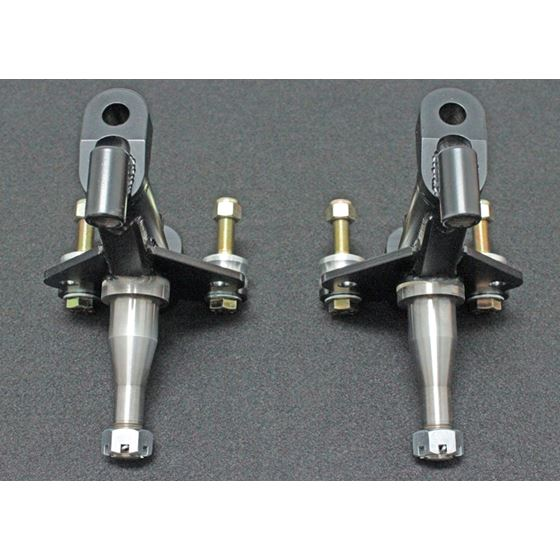 TRZ Motorsports 317-325-1 1964-1972 A-Body 1.5 in. Drop Spindles Early Camaro Type Brakes