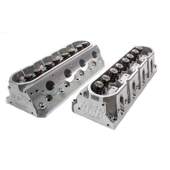 AFR 1680 LSX Mongoose Street Aluminum Cylinder Heads, 245CC, 2.160/1.6 in. Valves, 64cc Comb