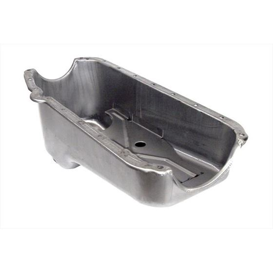 43001 OEM Replacement Oil Pan, Small Block Chevy 8