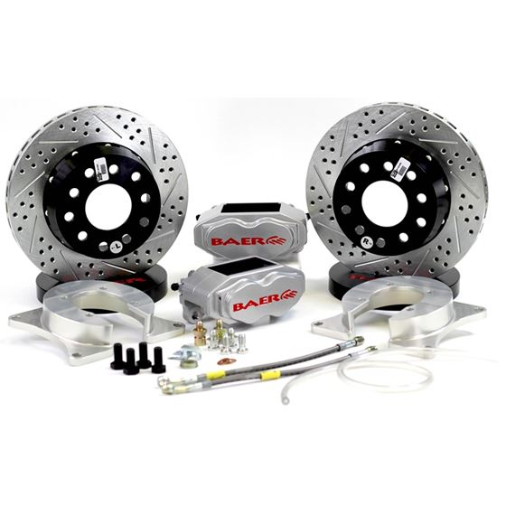 4262689S Brake System 11 Inch Rear SS4+ No Park Br