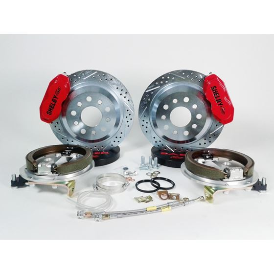 4262663R Brake System 12 Inch Rear SS4 with Park B
